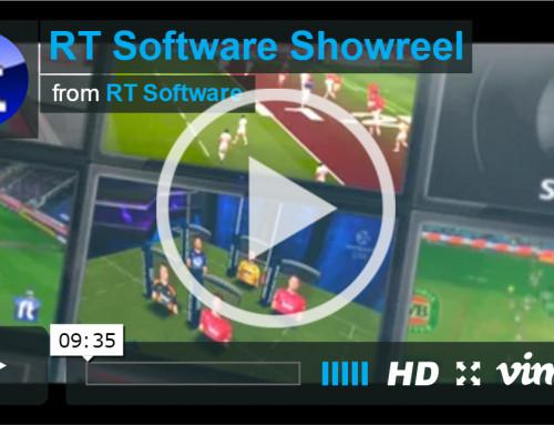 RT Software Showreel