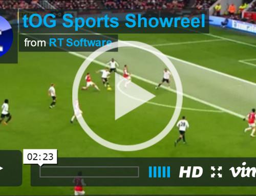 tOG Sports Showreel