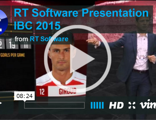 Luke Harrison RT Software Presentation IBC 2015