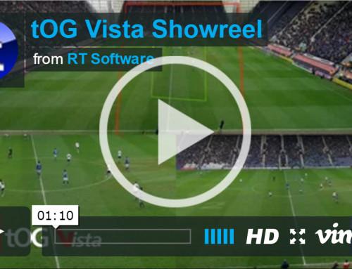 Vista Showreel
