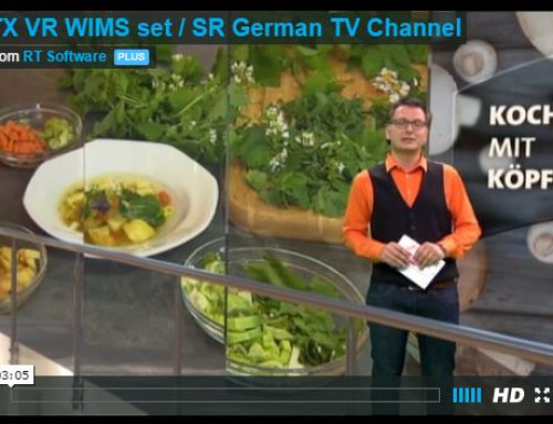 TX VR WIMS set / SR German TV Channel