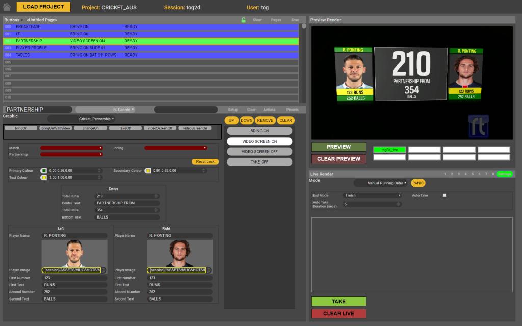 tOG-Web Control PlayerMugshots